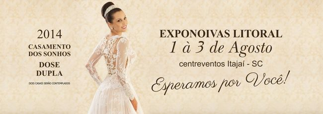 Exponoivas Litoral 2014